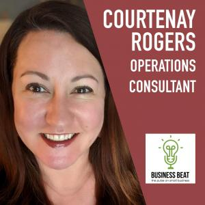 EP010 - Courtenay Rogers - Operations, Technology and Getting Sh*t done.