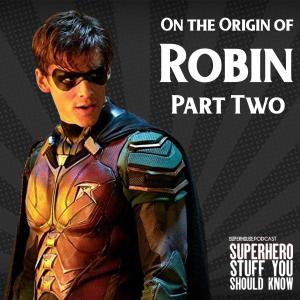 What's The BEST Origin of Dick Grayson/Robin? Part Two