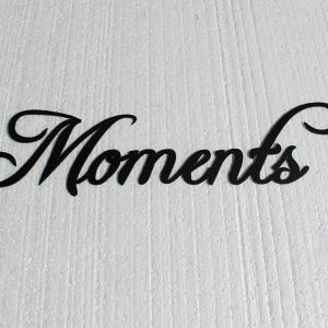 The Power of Moments! A solo podcast about the decisions we make in life! NO EDITS!