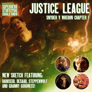 Zack Snyder's Justice League: Snyder VS Whedon - Chapter 1