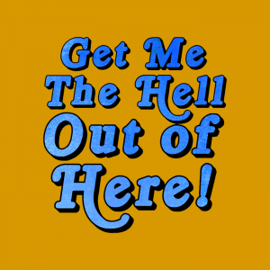Get Me The Hell Out of Here Episode 1