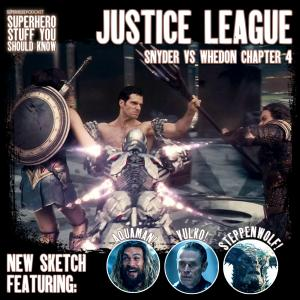 Zack Snyder's Justice League: Snyder VS Whedon - Chapter 4