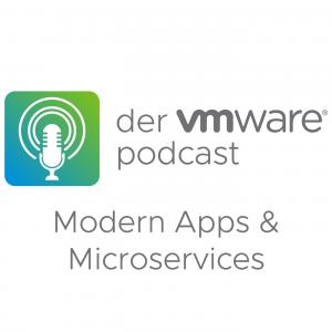 Podcast zu Modern Apps & Microservices