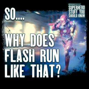 Why The Flash Runs Like That (And Other Flash Facts)