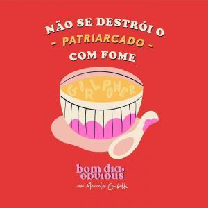 # 37 / não se destrói o patriarcado com fome, com Fernanda Imamura