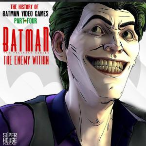 The History of Batman Video Games - Part Four - TellTale's Batman: The Enemy Within