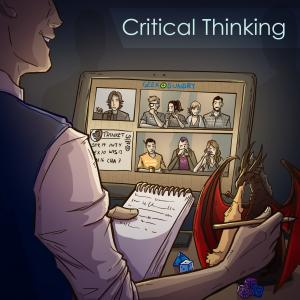 Critical Thinking 20: Trial of the Take Part 3